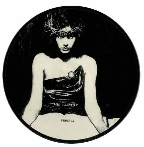 DAMNED - Grimly Fiendish [7 Inch, Picture Disc]