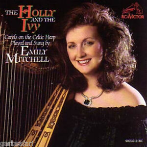 Emily Mitchell -The Holly and The Ivy : Carols on the Celtic Harp