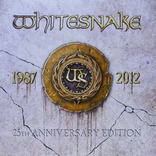 WHITESNAKE - 1987 [25th Anniversary Edition, White Marbled Vinyl]