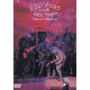 [DVD] NEIL YOUNG - Red Rocks Live [미개봉]
