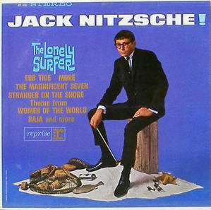 JACK NITZSCHE - The Lonely Surfer